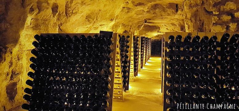 Visite des Caves Pannier