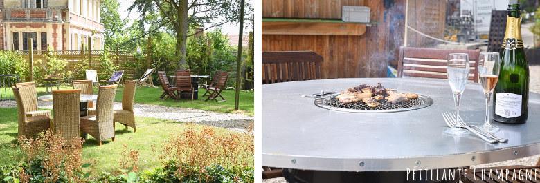 barbecue coréen - La Soif - Hautvillers