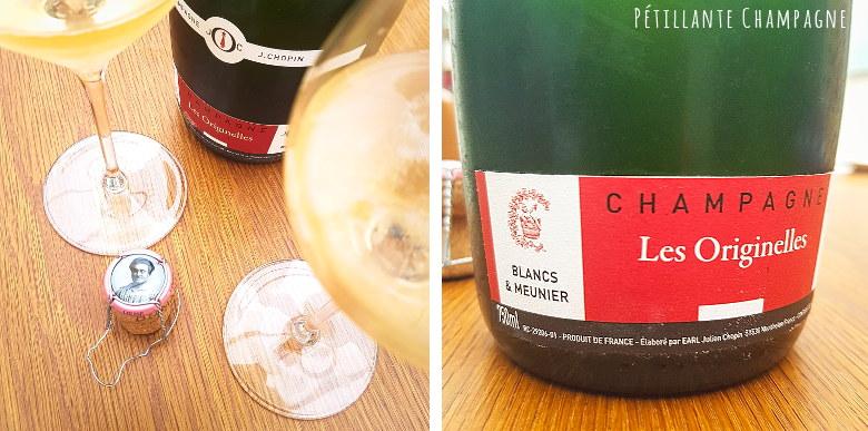 Champagne Julien Chopin Blancs et Meuniers