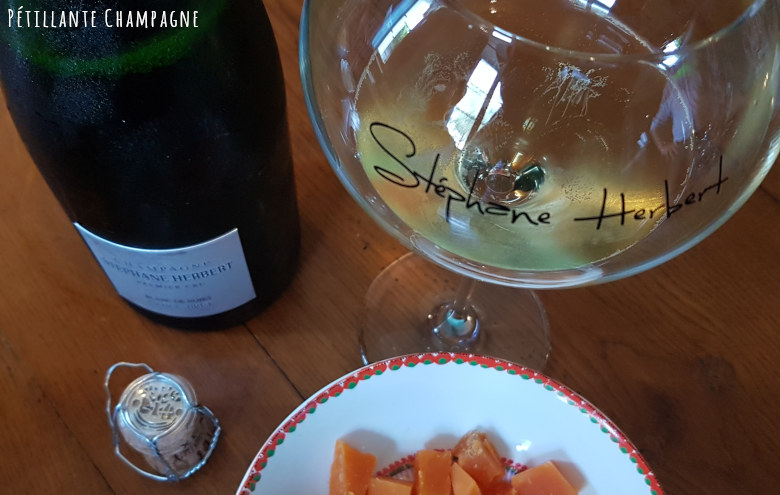 Champagne Blanc de Noirs Stéphane Herbert 2012